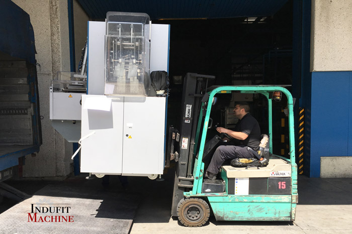 Traslado de maquinaria pesada