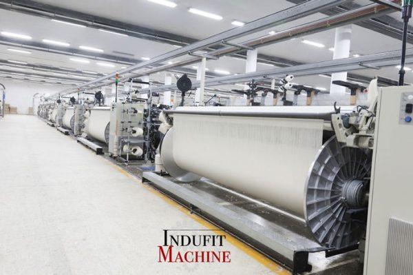 Desmontaje de maquinas textiles