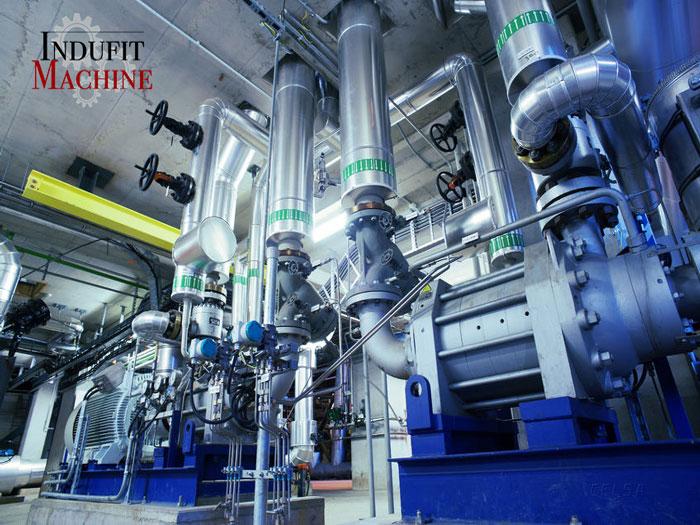 Mantenimiento industrial maquinas