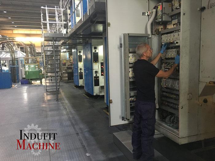 Averias y mantenimiento de maquinaria