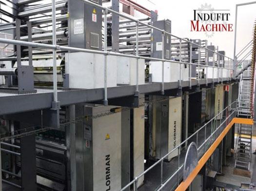 Desmontaje Mecánico de maquinaria industrial